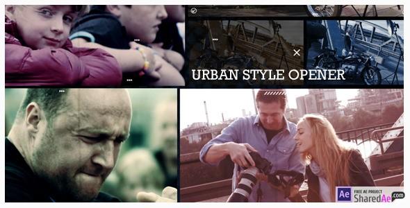 Urban Style Opener 10080777 - Free Download